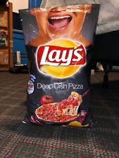 Lays Chips: Deep Dish Pizza - Sold Out Limited Time Flavor Release