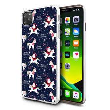 Christmas Xmas Festive Mobile Phone Case Cover For Apple Samsung Huawei - C6