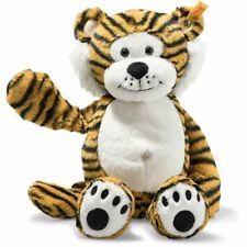 Steiff 066146 Soft Cuddly Friends Toni Tiger, Plüsch, 40 cm, gestreift