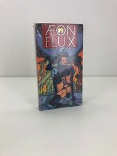Aeon Flux 4 Full Length Episodes + Shorts (Vhs) 1996 Mtv Anime Liquid Television