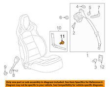 Chevrolet GM OEM 14-16 Impala Front Seat Belt-Tensioner Bolt 11612120