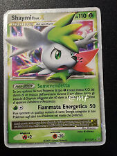 SHAYMIN LIV.X PV110 127/127 PLATINO played ITA -  POKEMON [MF]
