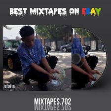 Tay K - Santana World Mixtape (Full Artwork CD/FrontBack Cover)