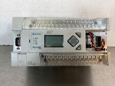 Allen Bradley 1766 L32awa Ser B Micrologix 1400 Plc 110240v Frn 16 Mbp