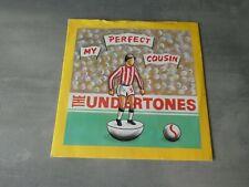 The Undertones – My Perfect Cousin 7 inch vinyl punk new wave kbd   AMy Perfec