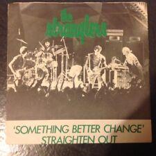 "The Stranglers Something Better Change Dutch 7"" PS Punk Sex Pistols Buzzcocks"