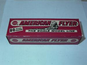 American Flyer HO,Gilbert HO TIE-CAR UNCAT HO*KIT,BOXED BRICK,NOS,MINT WOW,L@@K!