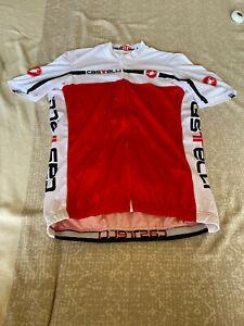 CASTELLI Cycling Jersey BRAND NEW ORIGINAL SHORT SLEEVES SIZE 2XL Unisex