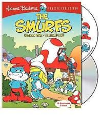 The Smurfs - Season 1, Volume 1 (DVD, 2008, 2-Disc Set) Cut Barcode