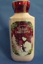 Bath and Body Works New Winter Candy Apple Women Body Lotion 8 oz