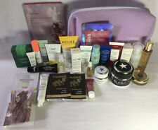 26 Pc. Skin Care Sample Lot - Tatcha, Caudalie, GlamGlow, Drunk Elephant & More!