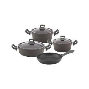 Non-Stick Granite 7 Pieces Cookware Set, PFOA Free