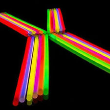 Mega Glow Stick Pack Party Glow Sticks Night Halloween Toys Gift Celebration