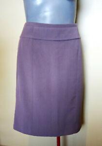 Ladies Straight Pencil Skirt Taupe Corporate Office Work Liz Jordan Size 18