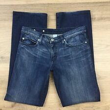 Nobody Women's Jeans Boot Cut Size 31 Actual W33 L32.5 (AS3)