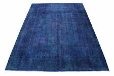 Vintage Teppich Blau in 410x300