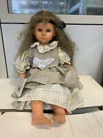Zapf Artistic Doll Vinyl Doll 63 Cm. Künstlerpuppe. Top Condition