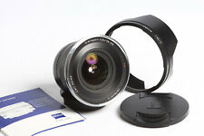Carl Zeiss Distagon T* 18 mm F/3.5 ZE  for Canon