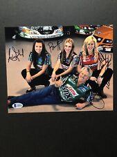 Force Family autographed signed 8x10 photo Beckett BAS Letter LOA COA John Court