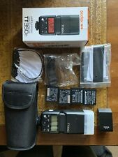 Godox TT350F Flash Speedlite 2.4G TTL HSS GN36 1/8000s Camera flash For Fujifilm
