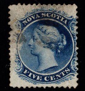 #10 Nova-Scotia Canada used
