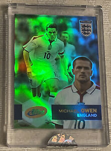 MICHAEL OWEN 2004 ETOPPS Factory Sealed In-Hand Limited Ed #/2229 SP ENGLAND
