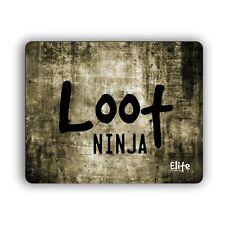 Elite Loot Ninja Gaming Mouse Pads