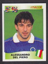 Panini - Euro Europa 96 - # 249 Alessandro Del Piero - Italia
