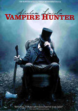 ABRAHAM LINCOLN: VAMPIRE HUNTER (DVD, 2012) - NEW SEALED DVD