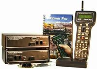 NCE 524007 Power Pro Starter Set Wireless PH10-R 10A D408 4a Decoder S O G SCALE