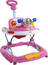 Lauflernhilfe ARTI Ufo 6310AT Pink/Rosa Lauflernwagen Lauflerngerät Baby Walker