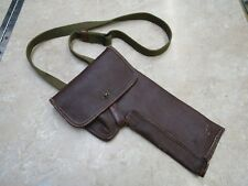 RUSSIAN FLARE GUN HOLSTER FOR SIGNAL PISTOL SPSh-44 Shpagin ALTERED