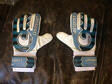 Uhlsport Roll Finger Remake Goalkeeper Gloves Rare Retro Vintage