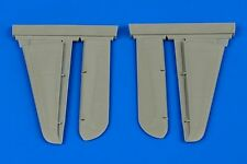 Aires 1/48 F8F-1/F8F-1B/F8F-2 Bearcat control surfaces for Hobby Boss # 4666