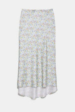 Zara Floral Print Skirt - Size M