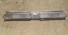 1966 PLYMOUTH FURY II GRILLE 3 Pieces
