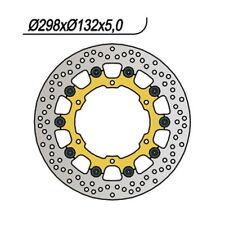 DISCO FRENO ANT. DX-SX NG 294 00/06 YAMAHA XVS DRAG STAR / V STAR CLASSIC 1100 6