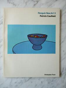 Patrick Caulfield Penguin New Art 2 Christopher Finch 1971