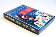 LEARN TO SPEAK RUSSIAN. LANGUAGE CARD GAME +  WORKBOOK/Translation in English