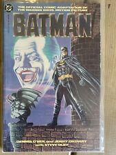 BATMAN - Official Comic Movie Adaptation Special - Prestige - DC Comics 1989