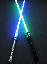 Custom All Metal L4 Lightsaber with Sound and Light Effects! Multiple Colors!!!!