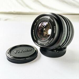 Vivitar Wide Angle 28mm f/2.8 For Canon FD Mount C/FD