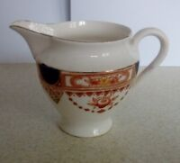 1930s Colclough bone china milk/cream jug - imari design 4112