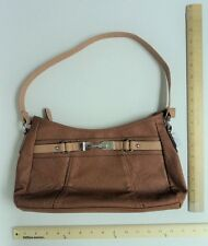 45cd2598d5 ROSETTI Brown   Tan Maple Purse Hand Bag Style Bay Breeze HOBO Tote -
