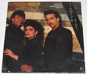 Philippines LISA LISA & CULT JAM Spanish Fly LP Record