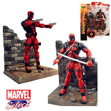 "7"" Marvel Select Deadpool Action Figure Figurine Statue Collectors Boxed Edition"
