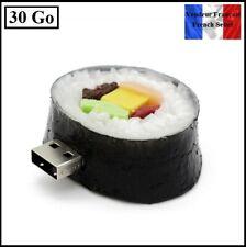 1 Clé USB 2.0 NEUVE 30Go ( USB Flash Drive 30Gb ) - Sushi