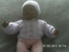 matinee set for prem baby or 16/17 inch doll