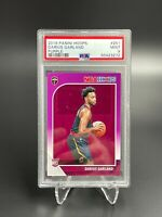 2019 Darius Garland Panini NBA Hoops Purple Rookie Card PSA 9 #251 RC