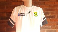South Africa rugby union shirt World Cup 2015. Size XL